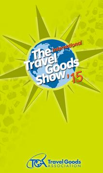 The Int'l Travel Goods Show'15 poster