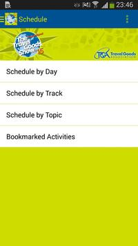 The Int'l Travel Goods Show'15 apk screenshot