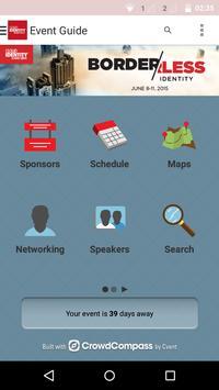 Cloud Identity Summit 2015 apk screenshot