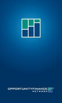 Opportunity Finance Network poster
