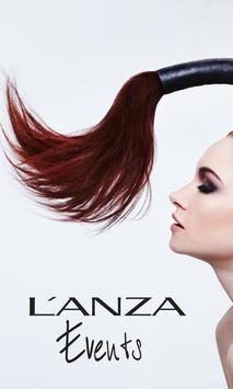 L'ANZA Events poster
