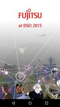 Fujitsu in Defence poster