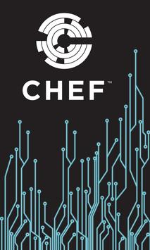 ChefConf poster
