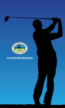 AT&T PB National Pro-Am Player poster