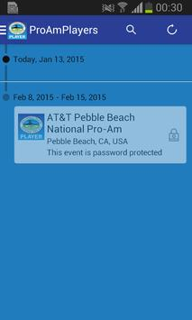 AT&T PB National Pro-Am Player apk screenshot