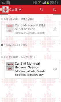 Canada BIM Council apk screenshot
