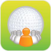 AT&T Atlanta Customer Golf icon