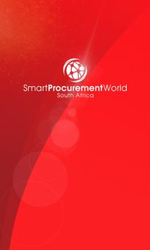 Smart Procurement World poster