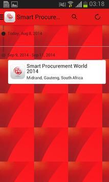 Smart Procurement World apk screenshot