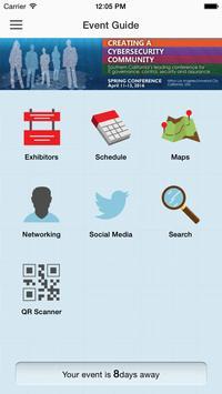ISACA LA Spring Conference apk screenshot