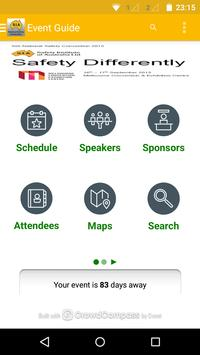 SIA Events apk screenshot