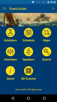 Naval History Symposium apk screenshot