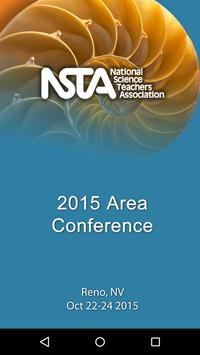 NSTA Conferences & Events poster