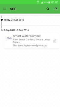Smart Grid Summits poster