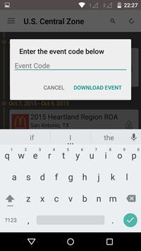 McDonald's U.S. Central Zone apk screenshot