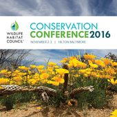 WHC Conservation Conference icon