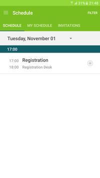 WHC Conservation Conference apk screenshot