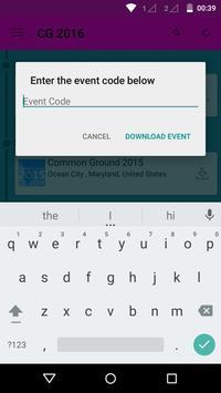 Common Ground 2016 apk screenshot