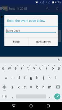 Information Builders Summit apk screenshot