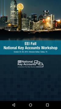 EEI National Key Accounts poster