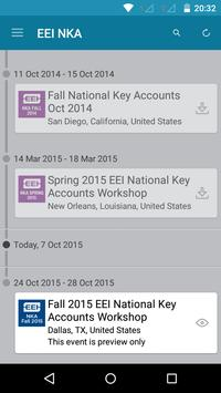 EEI National Key Accounts apk screenshot