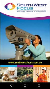 South West Focus Conference poster