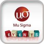 Mu Sigma Events icon