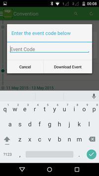 Sage Convention apk screenshot