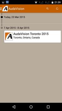 AudaVision apk screenshot