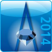 ICC 2014 PC/DA Trip icon