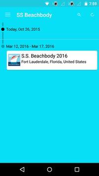 SS Beachbody 2016 apk screenshot