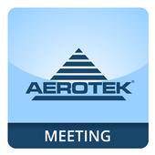Aerotek Meetings icon