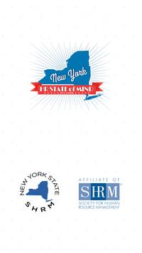 New York State SHRM Events poster