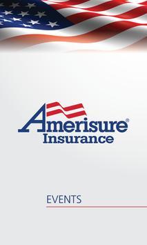Amerisure Insurance Events poster