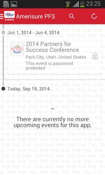 Amerisure Insurance Events apk screenshot
