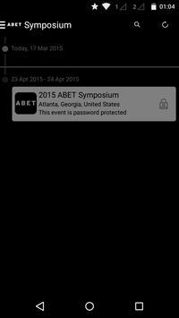 2015 ABET Symposium poster