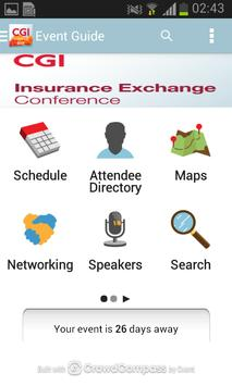 CGI Exchange apk screenshot