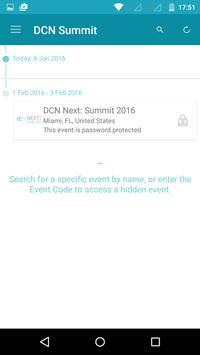 DCN Next: Summit poster