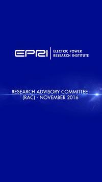 EPRI Events poster