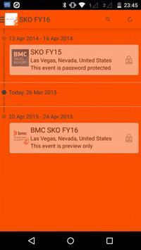 BMC SKO FY16 apk screenshot
