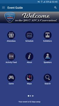 2017 AFCA Convention apk screenshot