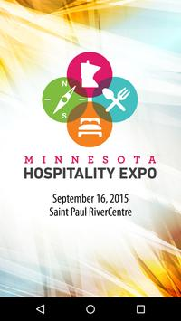 Hospitality Minnesota poster