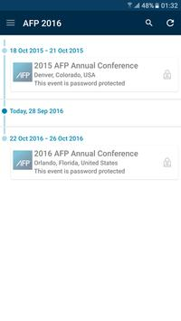 2016 AFP Annual Conference poster