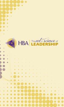 HBA poster
