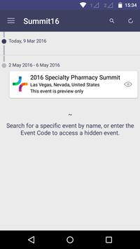2016 Specialty Pharmacy Summit apk screenshot