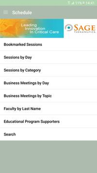 SCCM Events apk screenshot