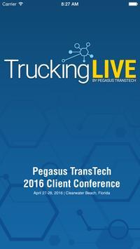 Pegasus TransTech Conference poster