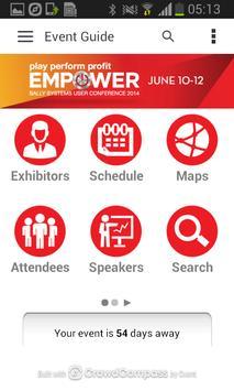 BALLY EMPOWER 2014 apk screenshot