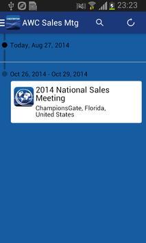 Chesterton Sales Meeting apk screenshot