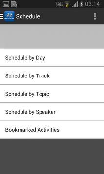 HMA Events apk screenshot